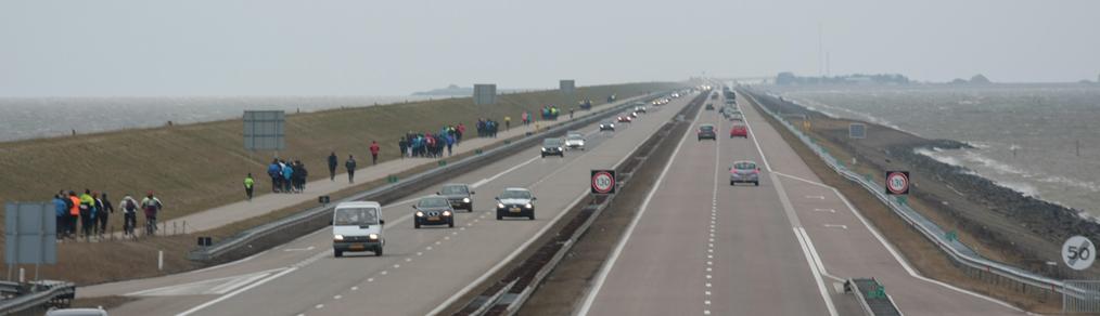 Afsluitdijkrun 2012 / 2013